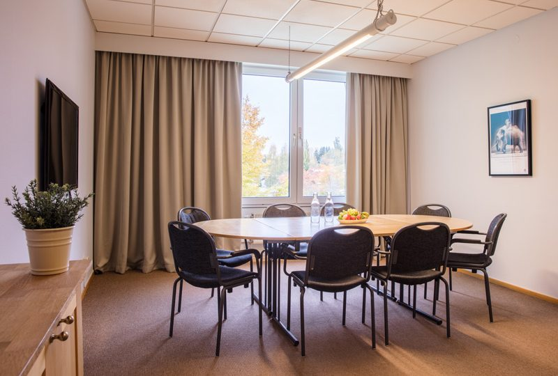 Små konferenslokaler hos Nova Park